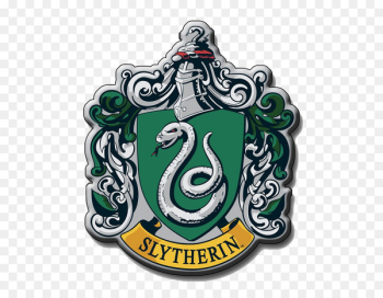 Slytherin House Garrï Potter Hogwarts School of Witchcraft and Wizardry Harry Potter (Literary Series) Embroidered patch - 9 3/4 harry potter  png image transparent background