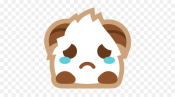League of Legends Discord Face with Tears of Joy emoji Sticker - Emoji Discord  png image transparent background