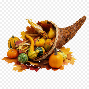 Thanksgiving dinner Public holiday Cornucopia Thanksgiving Day - Thanks Giving  png image transparent background