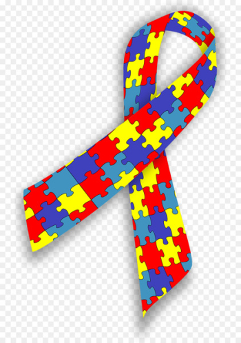 World Autism Awareness Day Living with Autism Awareness ribbon Autistic children - autismo pattern  png image transparent background
