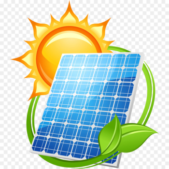 Solar energy Solar power Solar panel Poster - Solar energy material  png image transparent background