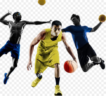 Ball game Sport Athlete Basketball - ball  png image transparent background