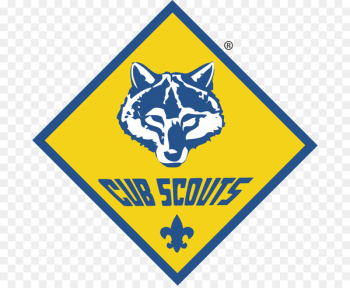 Boy Scouts of America National Capital Area Council W. D. Boyce Council Cub Scouting - Lions Club Logo Vector  png image transparent background