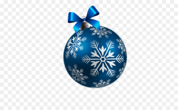 Christmas decoration Christmas ornament Royal Christmas Message Clip art - Blue Bell Christmas gift  png image transparent background