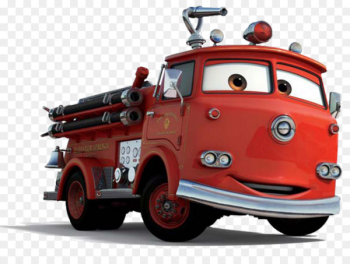 Mater Lightning McQueen Cars The Walt Disney Company Pixar - firefighter  png image transparent background