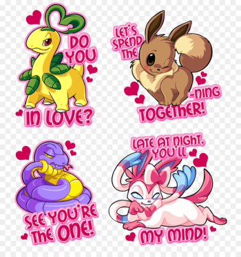 Pikachu Pokémon Valentine's Day Espeon Playing card - good morning greetings  png image transparent background