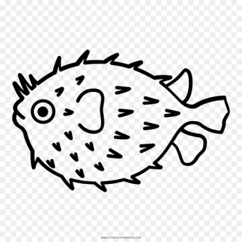 Pufferfish Valentine's Day Drawing - valentine's day  png image transparent background
