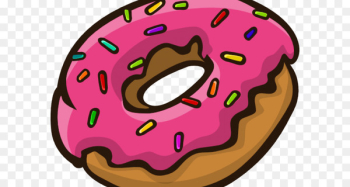 Donuts Clip art Sprinkles Duffel Bags Image - dounuts banner  png image transparent background