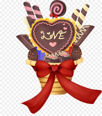 Chocolate Bar, Ice Cream, Dessert, Heart, Fictional Character PNG png image transparent background