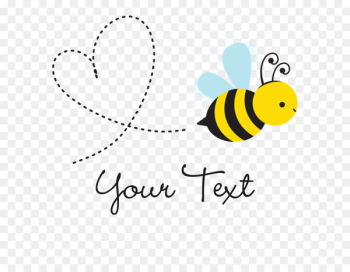 Bumblebee Paper Honey bee Label - bee  png image transparent background
