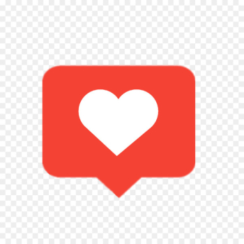 Heart Computer Icons Like button Clip art Instagram - Instagram heart  png image transparent background