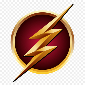 Flash Wally West Logo The CW Television Network Superhero - Flash  png image transparent background