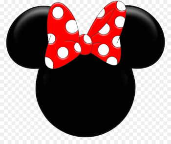 Minnie Mouse Mickey Mouse Scalable Vector Graphics Clip art - Minnie  png image transparent background