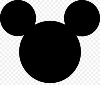 Mickey Mouse Minnie Mouse The Walt Disney Company Clip art - black white  png image transparent background