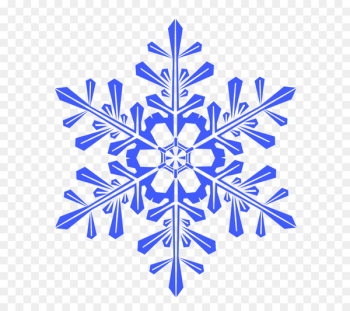 Snowflake Winter Child Rubber stamp - Blue Snowflake  png image transparent background
