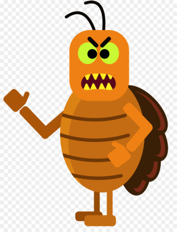 New York City Insect Emoji Cockroach Clip art - cockroach  png image transparent background