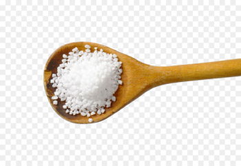 Anxiety Kosher salt Relaxation Health - The white salt in the wooden spoon  png image transparent background
