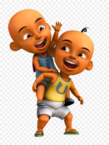 Upin & Ipin YouTube Les' Copaque Production Animation - ray  png image transparent background