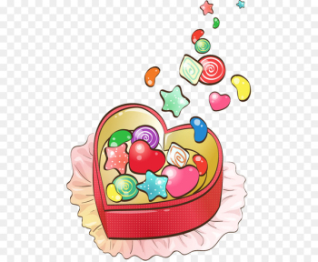 Cartoon Candy Animation - Christmas candy PNG vector material  png image transparent background