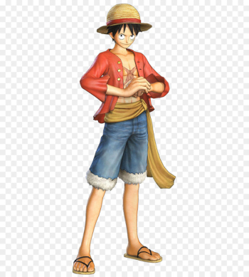 Monkey D. Luffy One Piece: Pirate Warriors 2 One Piece: Pirate Warriors 3 - One Piece Luffy Transparent PNG  png image transparent background