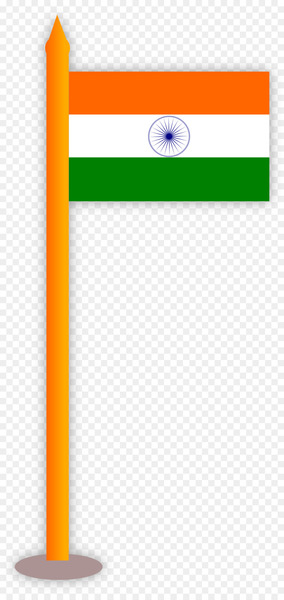 Indian independence movement Flag of India Clip art - India  png image transparent background