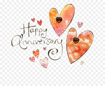 Wedding Anniversary, Anniversary, Greeting Note Cards, Heart, Text PNG png image transparent background