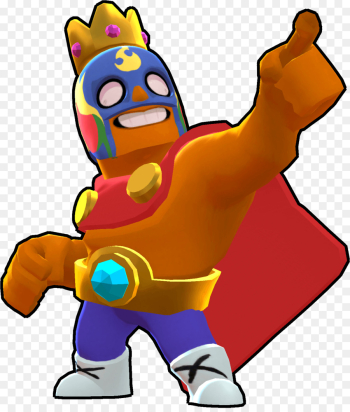 Brawl Stars, Video Games, Beat Em Up, Cartoon, Fictional Character PNG png image transparent background