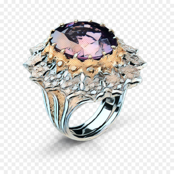 Amethyst, Body Jewellery, Ring, Jewellery PNG png image transparent background