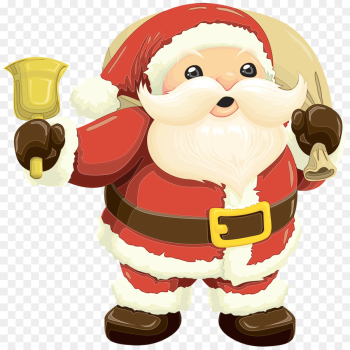 Santa Claus, Mrs Claus, Christmas Day, Cartoon PNG png image transparent background