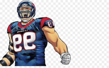 Football player png image transparent background