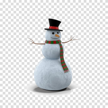 Cute Snowman PNG Picture png image transparent background