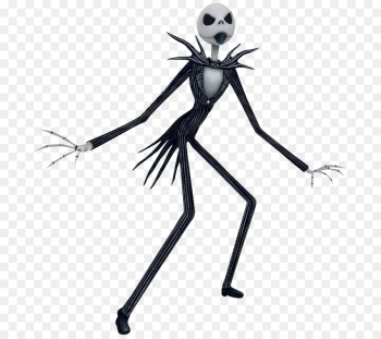 Jack Nightmare Before Christmas png image transparent background