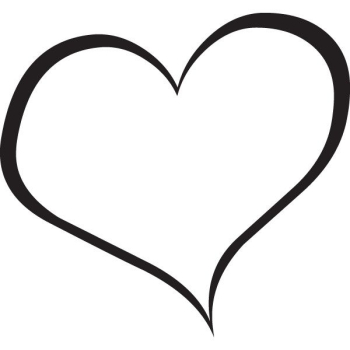 Heart black and white heart clipart black and white - Cliparting.com png image transparent background