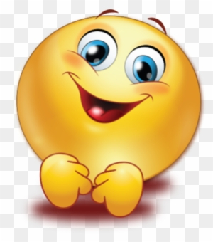 Warm Exciting Smile Sticker - Exciting Emoji - Free Transparent ... png image transparent background