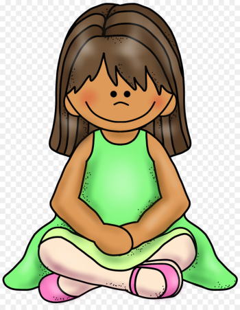 Child Sitting Quietly Clipart & Clip Art Images #16329 ... png image transparent background