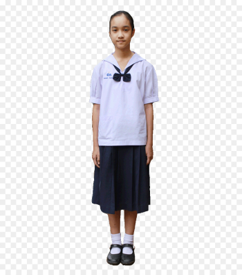 T-shirt School uniforms in Thailand Student - T-shirt png download ... png image transparent background