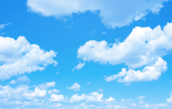 Blue sky background with a tiny clouds | MALDEN READS png image transparent background