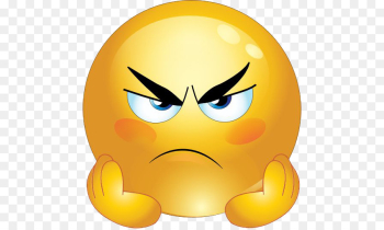 Smiley Emoticon Anger Clip art - Angry Emoji PNG Pic png download ... png image transparent background