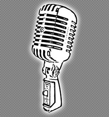 Microphone PNG Photo png image transparent background