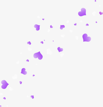 Purple Love, Love Clipart, Heart Shaped, Floating Purple Heart PNG ... png image transparent background