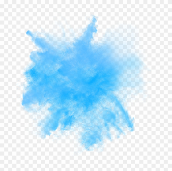 Blue Smoke Effects - Water Color Blue Effect Png, Transparent Png ... png image transparent background