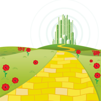 Emerald City Wizard Of Oz Clipart | Free Images at PNGio ... png image transparent background