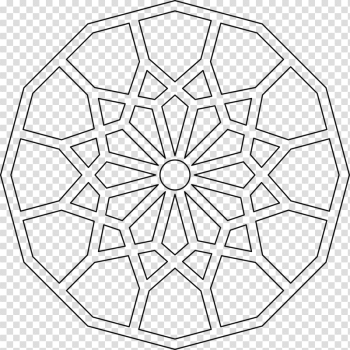 Art Patterns Islamic Architecture Angle Line Geometric png image transparent background