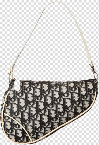 Black Dior Bag PNG Image png image transparent background