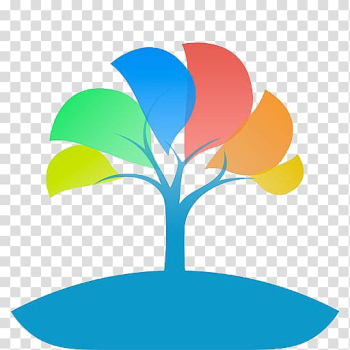 Physician Apple App Store Software iOS, Color game tree logo transparent background PNG clipart png image transparent background
