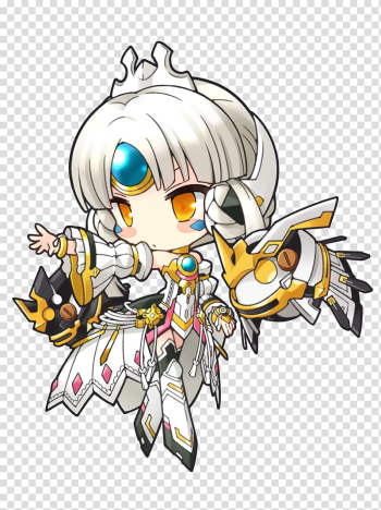 Elsword Chibi Art Drawing Anime, anime character transparent background PNG clipart png image transparent background