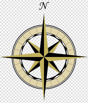 North Compass rose , Blank Compass Rose transparent background PNG clipart png image transparent background