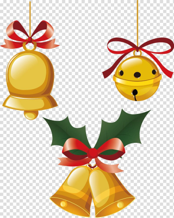 Jingle Bells Christmas , Bell transparent background PNG clipart png image transparent background