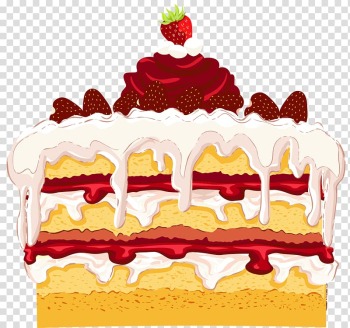Birthday cake Happy Birthday to You Wish , Fruit Cake transparent background PNG clipart png image transparent background