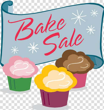 Cupcake Bake sale Muffin Chocolate brownie Cake balls, 50 Cents transparent background PNG clipart png image transparent background
